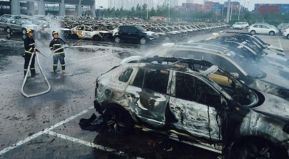 天津港爆炸成今年保险市场最大赔案 金额数十亿