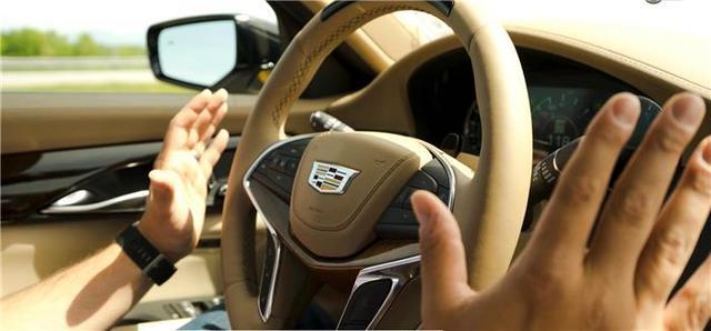 凯迪拉克发布2018款CT6 Platinum车型 率先实现双手脱离方向盘