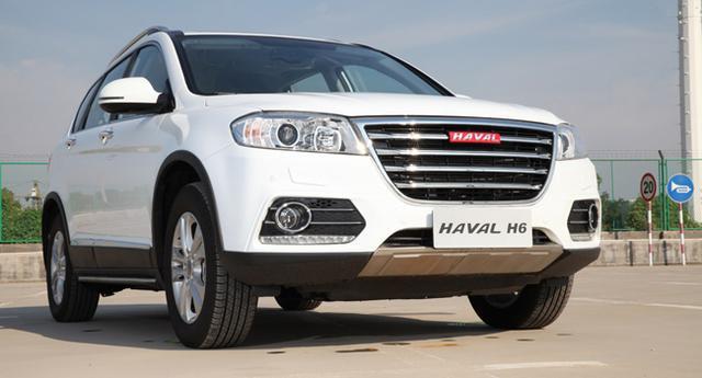 2015款哈弗H6运动版上市 售价12.38万元起