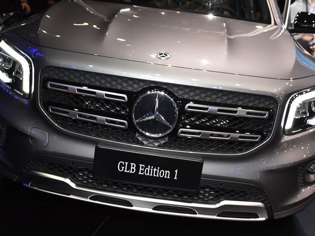 新车来了:硬派SUV小鲜肉 北京奔驰GLB全剖析