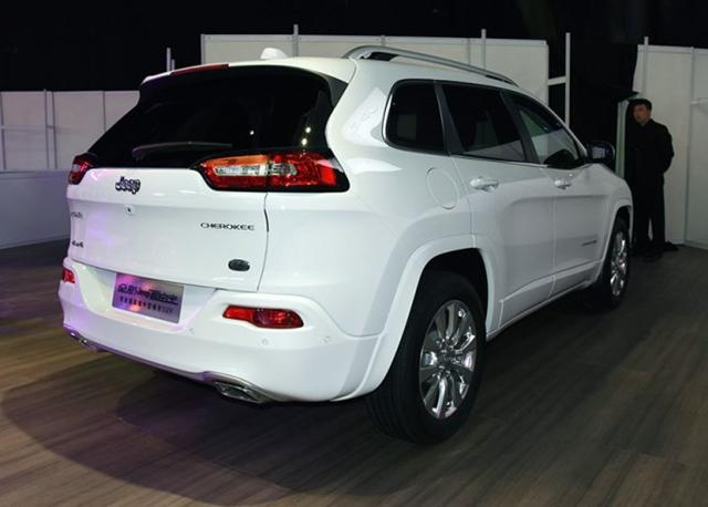 jeep新款自由光有望下月上市 外观有变化