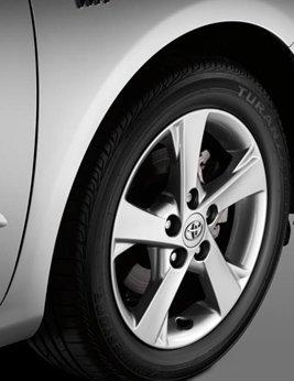 [新车实拍]内外兼修 2011款卡罗拉到店