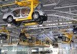 政策扶持 汽车工业谋求做强的路线之一