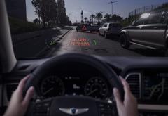 现代汽车集团合作WayRay 推全球首个全息AR导航系统