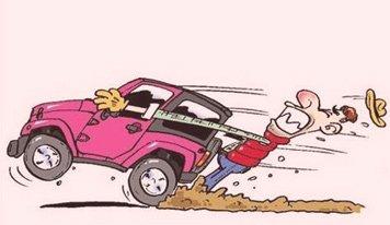 刹车失灵莫慌张 五个方法教你化解危险