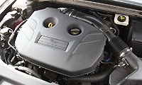 入世十年前5年为发动机常规技术普及时期