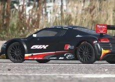 全世界速度最快的玩具车