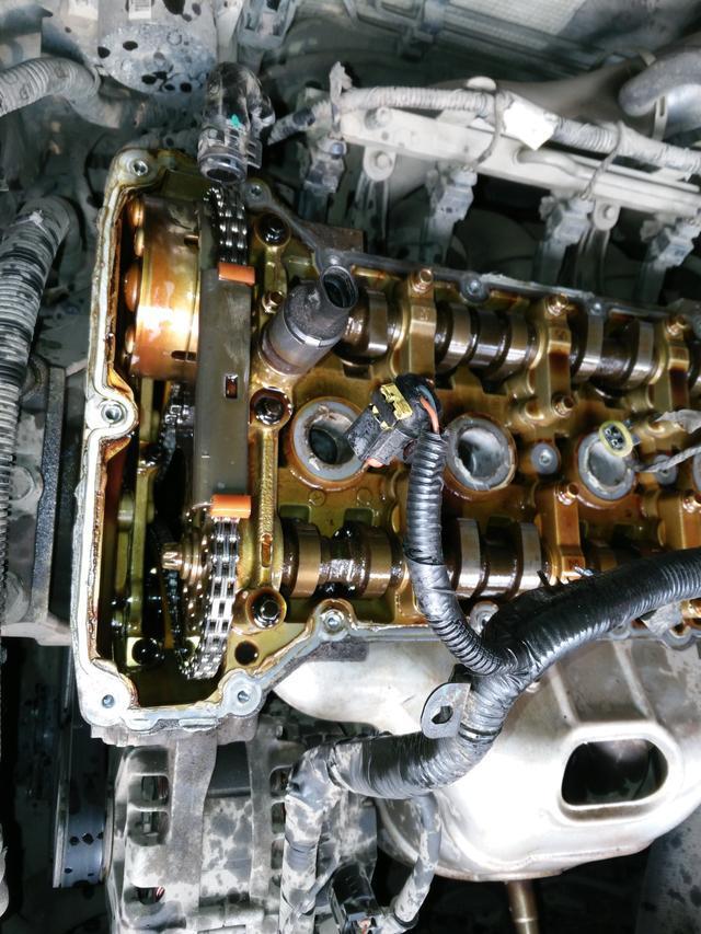 这个故障的出现 说明机油粘度选择不正确