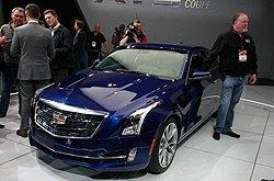 [新车解析]全新凯迪拉克ATS Coupe发布