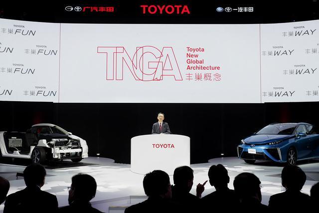 如果说丰田TNGA不是平台 那到底是什么