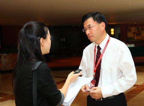 孙星原:中国零部件技术已逐渐走向国际化