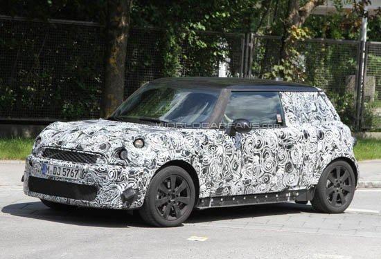 在未来的一段时间里,包括新一代MINI、宝马i3在内的多款德系小型车将发布
