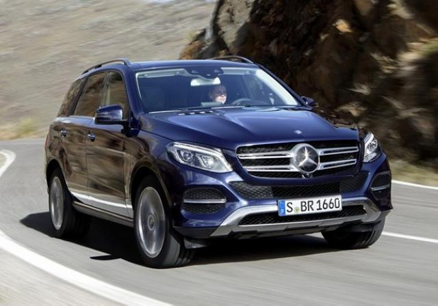 Gle for Mercedes benz ml class 350 cdi price in india