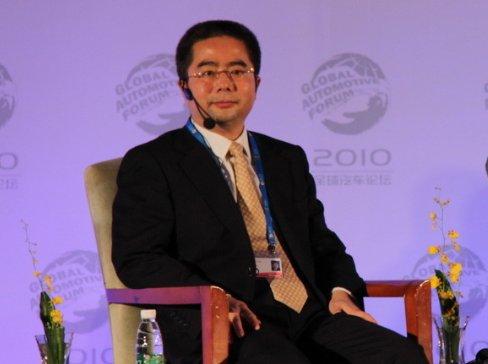 张宝林:中国汽车业面临市场和新能源双重机遇