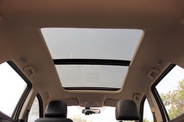 东风风景S560将于11月上市 配备全景天窗
