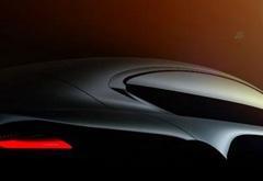 正道汽车HK GT电动超跑概念车下月亮相日内瓦车展