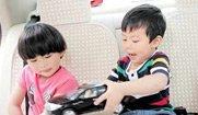 注意事项四:带孩子出行 安全第一