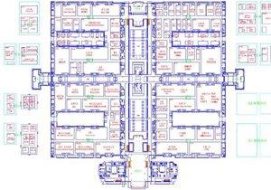 展馆示意图_观展指南_2012北京车展