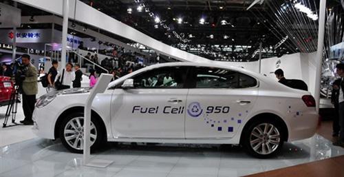大范围推广.   文中的核心观点是氢燃料电池车也将是我们在高清图片