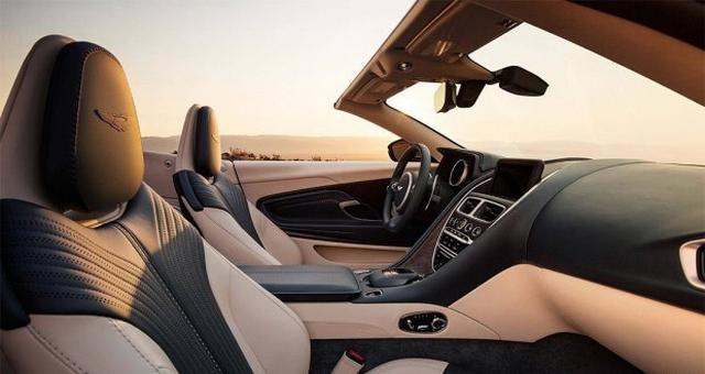 239.8万元起 新款阿斯顿马丁DB11售价公布