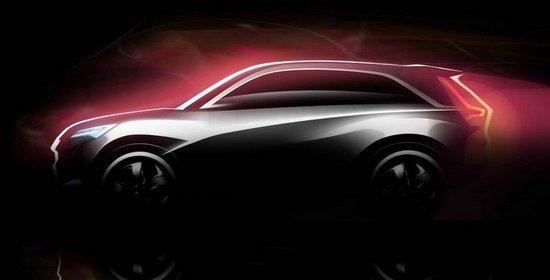 日前,讴歌表示将在上海车展发布一款全新的SUV概念车,同时全新一代旗舰轿车RLX和超级跑车NSX概念车也将一同亮相