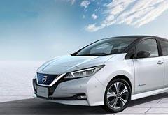 日产与日本电力公司合作 推广电动汽车