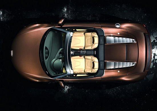 奥迪R8 Spyder敞篷超跑上市 售249.8万元高清图片