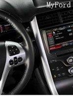 福特车载多媒体互动系统:MyFord Touch