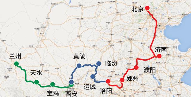 运城旅游景点地图