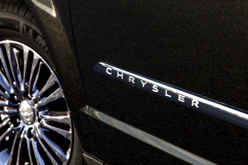 换3.6L发动机 克莱斯勒改款大捷龙发布