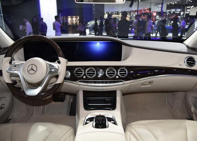 改款之后更豪华 奔驰新款S级预售95-155万元