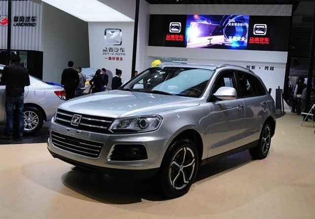 [新车上市]众泰T600中型SUV售7.98-9.88万