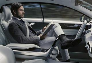 沃尔沃Concept 26概念车 自动驾驶再进一步