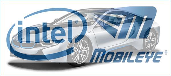 英特尔150亿美元收购特斯拉自动驾驶供应商Mobileye