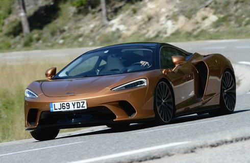 颠覆GT设计理念 令人惊讶的混搭 测试迈凯伦GT
