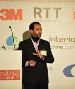RTT亚太区总经理Massimo Prando