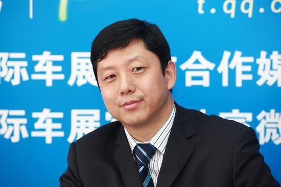 王广民:景逸SUV首次开辟全新城市代步SUV
