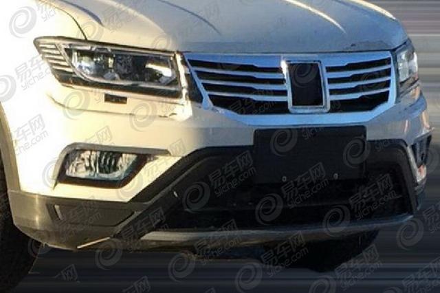 或取代标轴途观 上汽大众全新SUV曝光