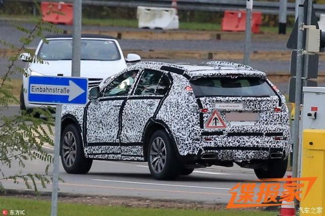 定位紧凑型SUV 凯迪拉克XT4有望2018年上市