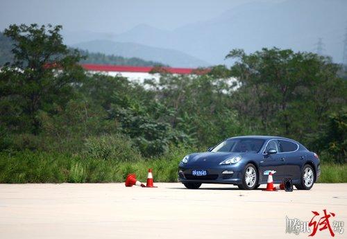 """腾讯汽车体验""""2010驾控王""""测试活动"""