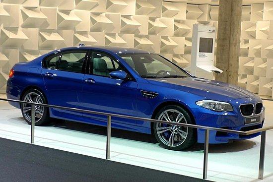 [新车解析]新一代宝马M5发布 树立性能标杆