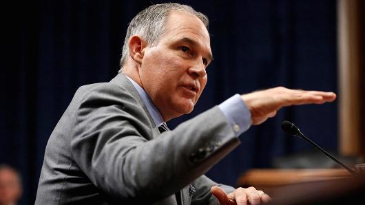 """美环保署拟否决""""奥巴马时代""""燃料能效规则"""