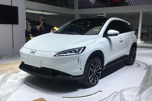 2018广州车展腾讯探营:小鹏G3量产版实车