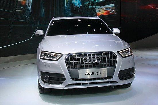[新车解析]国产奥迪Q3正式亮相广州车展