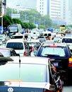 城市路网建设的不发达