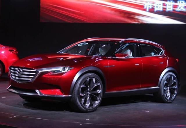 一汽马自达明年将推两款新车 改款阿特兹等