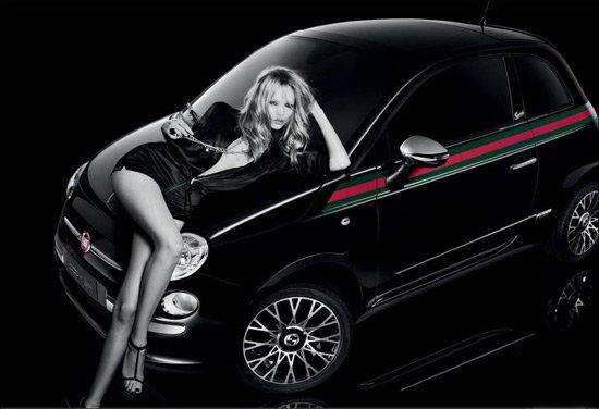 [国内车讯]菲亚特500 Gucci将亮相北京车展