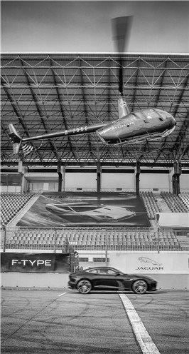 少数派报告-试驾捷豹F-TYPE Coupe