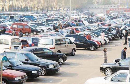 京城二手车市场酷暑遇冷 销量仅旺季五分之一