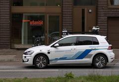 大众组建自动驾驶e-Golf车队 用于开创性的智能城市试验